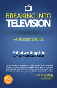 Breaking Into Television An Insider's Guide